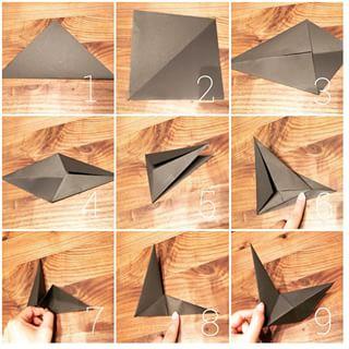 簡単 折り紙 折り紙 インテリア 折り方 : jocee.jp