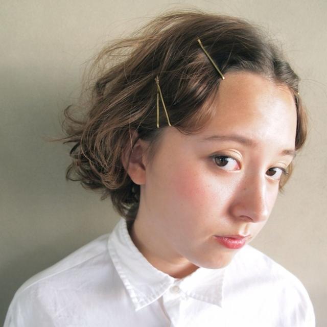 髪型 ピン 髪型 アレンジ : jocee.jp