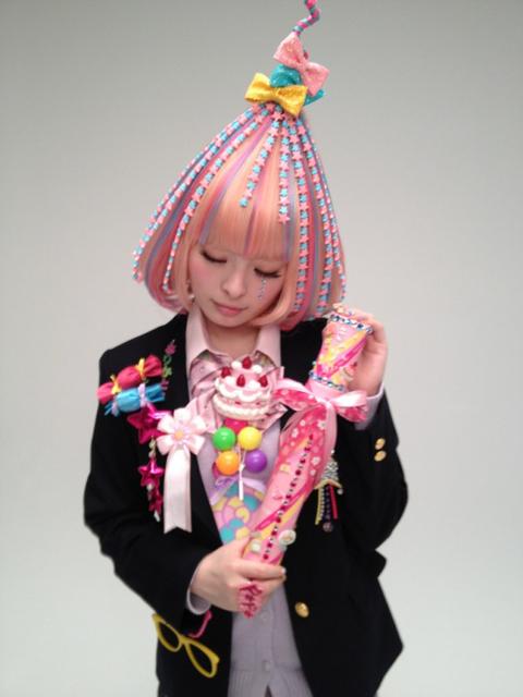 髪型 きゃりー 髪型 : jocee.jp