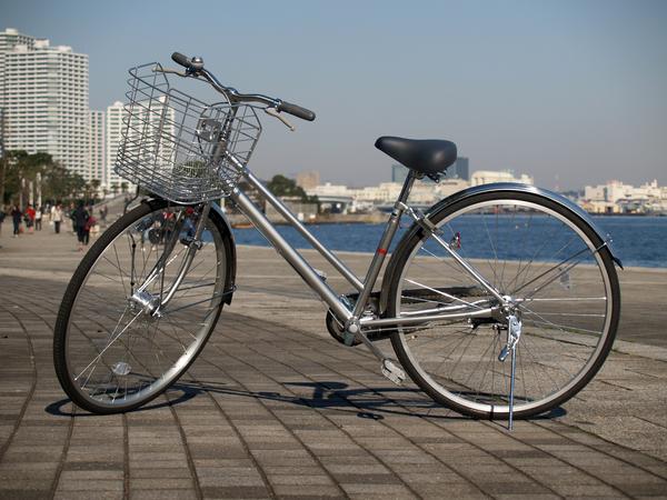 ... には「エア自転車こぎ」 | Jocee